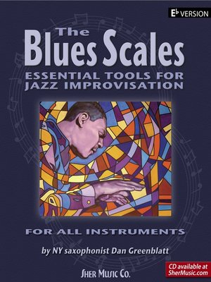 cover image of The Blues Scales